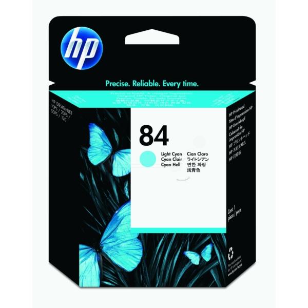 HP C5020A (84) Printhead light cyan, 8ml