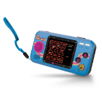 "My Arcade Ms. Pac-Man portable game console Black,Blue 6.98 cm (2.75"")"