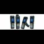 "Zebra MC3300 PDA 10,2 cm (4"") 800 x 480 Pixels Touchscreen 377 g Zwart"