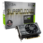 EVGA GeForce GTX 1050 SC GAMING GeForce GTX 1050 2GB GDDR5 02G-P4-6152-KR