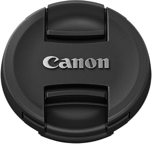 Canon E-52II lens cap Black