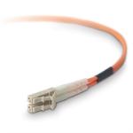 Belkin 3m LC / LC 3m LC LC Orange fiber optic cable