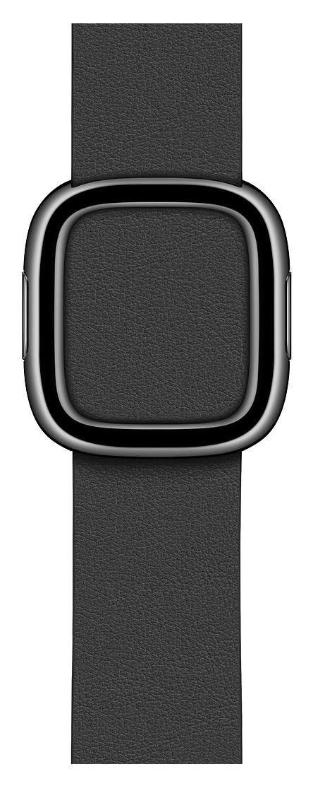 Apple MWRF2ZM/A smartwatch accessory Band Black Leather