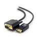 ALOGIC SmartConnect 3m DisplayPort to VGA Cable - Male to Male