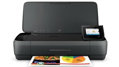 HP OfficeJet 250 Thermal Inkjet 4800 x 1200 DPI 10 ppm A4 Wi-Fi