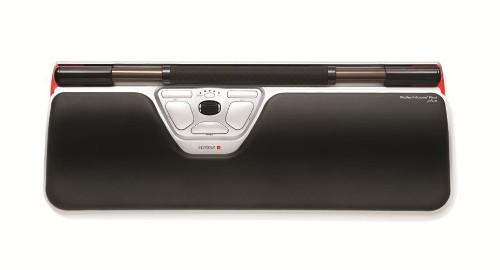 Contour Design RollerMouse Red plus mouse Ambidextrous USB Type-A Laser 2400 DPI