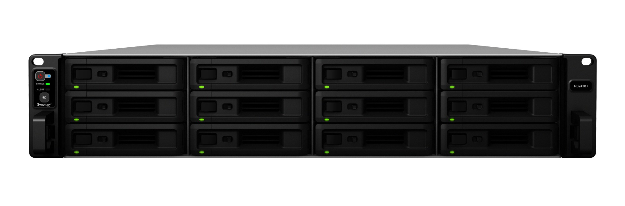 Synology RS2418+/192TB TOSH 12 Bay Rack