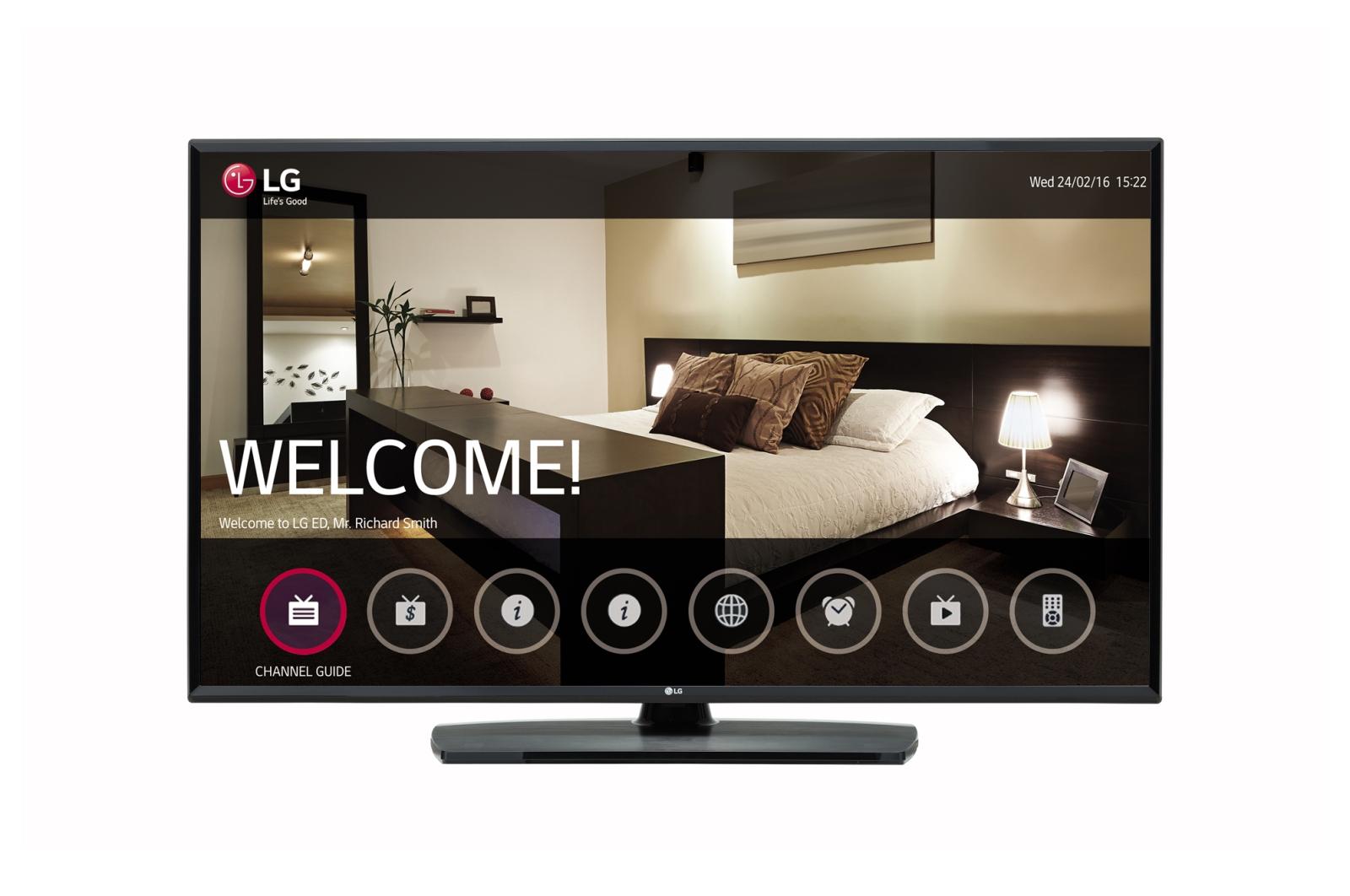 Direct LED Tv - 49lu341h - 49in - 1920 X 1080 (full Hd)