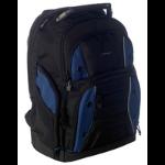 """Targus Drifter 16"""" Laptop Backpack in Black/Blue - TSB84302EU"""