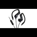 JVC HA-EBR80B mobile headset Ear-hook Black