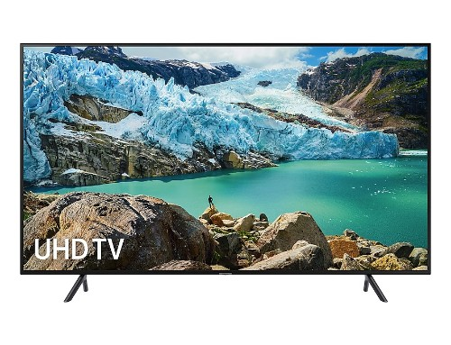 "Samsung Series 7 RU7100 190.5 cm (75"") 4K Ultra HD Smart TV Wi-Fi Black"