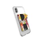 Speck GrabTab Fine Art Mobile phone/Smartphone Red, Yellow Passive holder