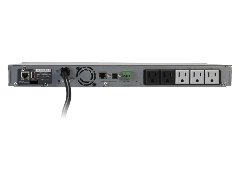 Hewlett Packard Enterprise R1500 Gen5 sistema de alimentación ininterrumpida (UPS) Línea interactiva 1550 VA 1100 W