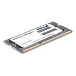 Patriot Memory PSD34G1600L81S memory module 4 GB 1 x 4 GB DDR3 1600 MHz