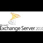 Microsoft Exchange Server 2010 Enterprise, CAL, SA, 3Y-Y1 1 license(s)