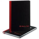Black n' Red BLK N RED MANUBK A6 FT 100080429