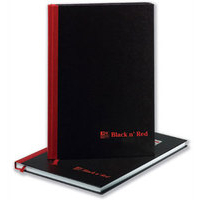 Black n' Red BLK N RED MANUBK A6 FT 100080429