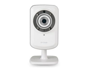 D-Link DCS-932L Indoor box White 640 x 480pixels