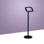 "Bouncepad Floorstanding tablet security enclosure 24.6 cm (9.7"") Black"