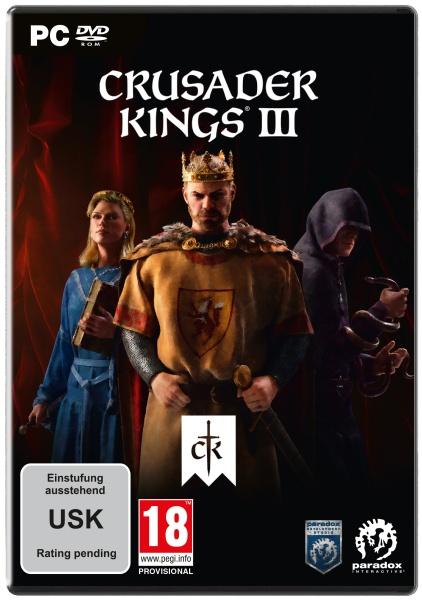Nexway Crusader Kings III PC Básico Inglés
