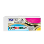 Jet Tec H7561 Laser toner 3500pages Cyan laser toner & cartridge