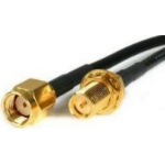 Extreme networks 25-72178-01 Black signal cable