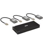 Tripp Lite B127A-004-BHPH3 AV extender AV transmitter & receiver Black
