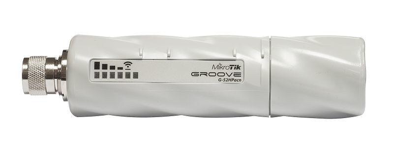 Mikrotik Groove 52 ac Power over Ethernet (PoE) White WLAN access point