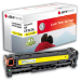 AgfaPhoto APTHP212AE 1800pages Yellow laser toner & cartridge