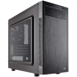 Corsair Carbide 88R Midi-Tower Black computer case