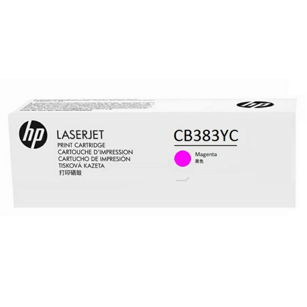 HP CB383YC (824A) Toner magenta, 31K pages