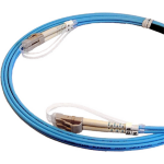 Cablenet 3LCLC2 2m LC LC Blue fiber optic cable