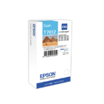 Epson Cartucho T70124010 cian XXL