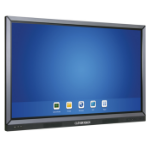 "Clevertouch 1541024 touch screen monitor 177.8 cm (70"") 1920 x 1080 pixels Black Multi-touch"