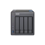 QNAP TS-431X Ethernet LAN Desktop Black NAS