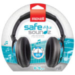 Maxell Safe Soundz Headphones Boys 6-9