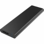 Sabrent EC-M2MC storage drive enclosure M.2 SSD enclosure Black