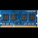 HP SO DIMM DDR3 de 144 patillas (800 MHz) 1 GB x32