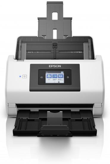 Epson WorkForce DS-780N Sheet-fed scanner 600 x 600DPI A4 Black, White