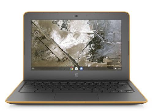 "HP Chromebook 11A G6 EE Grijs, Oranje 29,5 cm (11.6"") 1366 x 768 Pixels 1,6 GHz AMD A A4-9120C"