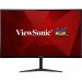"""Viewsonic VX Series VX2718-2KPC-MHD LED display 68.6 cm (27"""") 2560 x 1440 pixels Quad HD Black"""
