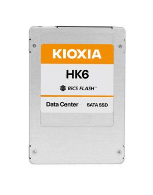 "Kioxia HK6-R 2.5"" 960 GB Serial ATA III BiCS FLASH TLC"