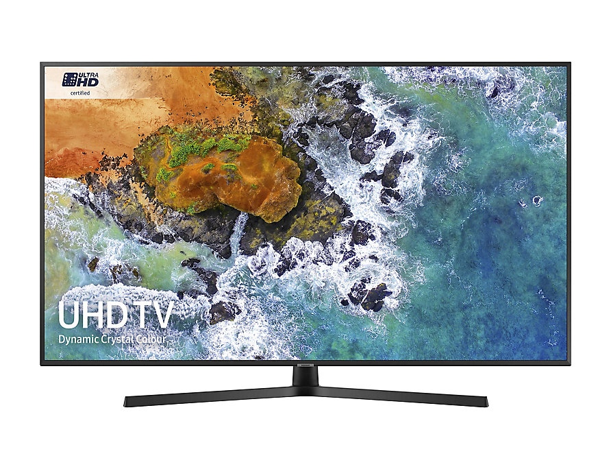 "Samsung Series 7 UE50NU7400UXXU TV 127 cm (50"") 4K Ultra HD Smart TV Wi-Fi Black"