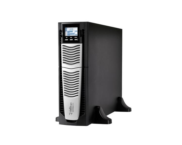 Riello SDU 5000 sistema de alimentación ininterrumpida (UPS) 5000 VA 5000 W 5 salidas AC