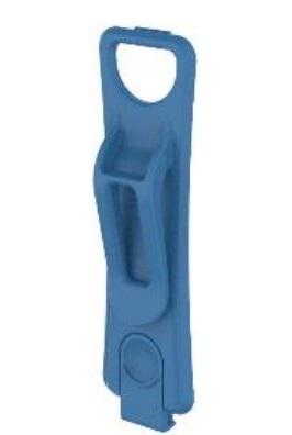 Zebra SG-TC2W-CLIPHC1-01 accesorio para dispositivo de mano Azul