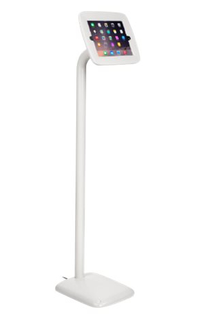 Griffin Kiosk - Stand for tablet - lockable - floor-standing - for Apple iPad Air, iPad Air 2