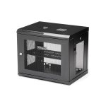StarTech.com 9U Wall-Mount Server Rack Cabinet - 15 in. Deep