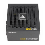 Antec HCG650 Gold power supply unit 650 W 24-pin ATX ATX Black