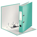 Leitz 180° WOW ring binder A4 Turquoise
