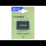 2-Power Digital Camera Battery 7.4v 820mAh 6.1Wh